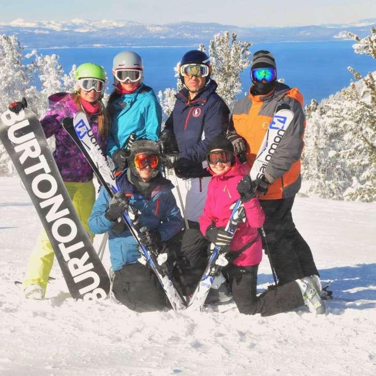 Group Ski/SnowBoarding
