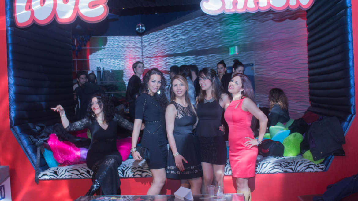 PSF 2014: Bash Party, love shack